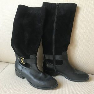 Ralph Lauren Suede boots